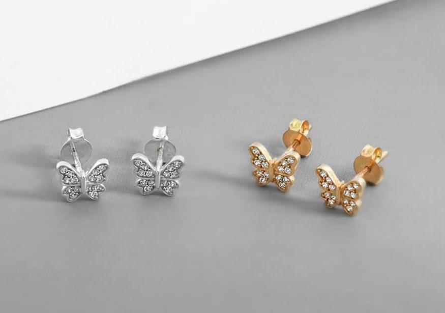 Pilihan Anting Emas Anak di Toko Perhiasan untuk Hindari Iritasi